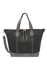 Sonya Tote Purse, Purse, Carte Blanche Boutique - Carte Blanche Boutique