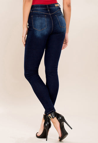 Valerie High Rise Skinnies, Jeans, YMI - Carte Blanche Boutique