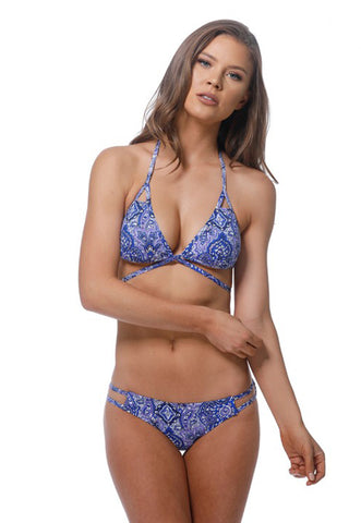 Violet Bikini, Swimsuit, Beach Joy - Carte Blanche Boutique