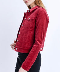 Sandra Corduroy Jacket, Jacket, Carte Blanche Boutique - Carte Blanche Boutique