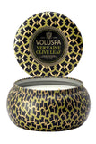 Vervaine Olive Leaf 2-Wick Candle, Candle, Voluspa - Carte Blanche Boutique