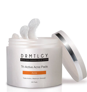 Tri-Active Acne Pads - DRMTLGY