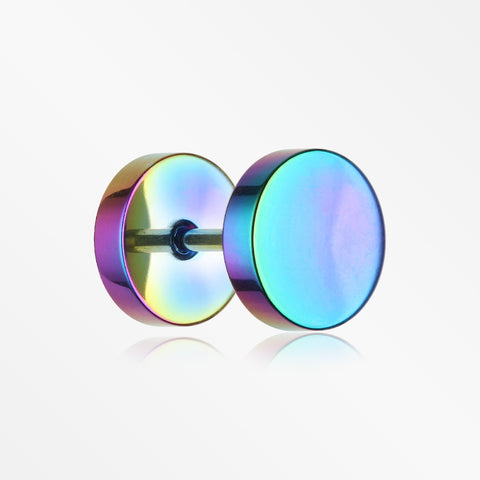 Colorline Steel Plate Cartilage Tragus Earring