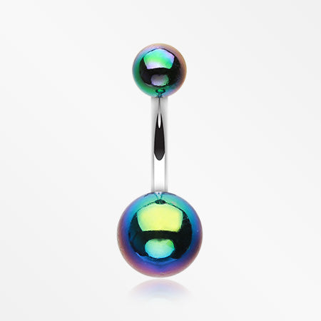 iridescent-acrylic-belly-button-ring-rainbow