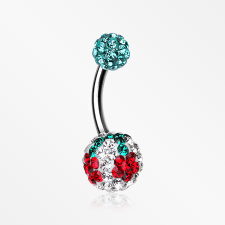 cheri-cherry-multi-gem-sparkle-belly-ring-teal-clear