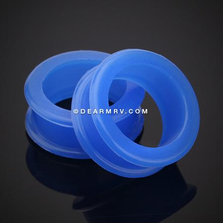 a-pair-of-blue-flexible-silicone-double-flared-ear-gauge-tunnel-plug