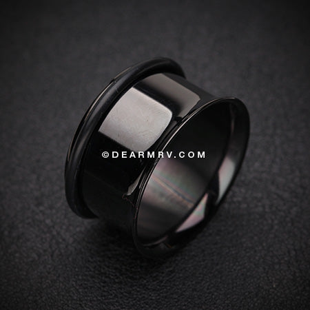 a-pair-of-black-pvd-single-flared-ear-gauge-tunnel-plug