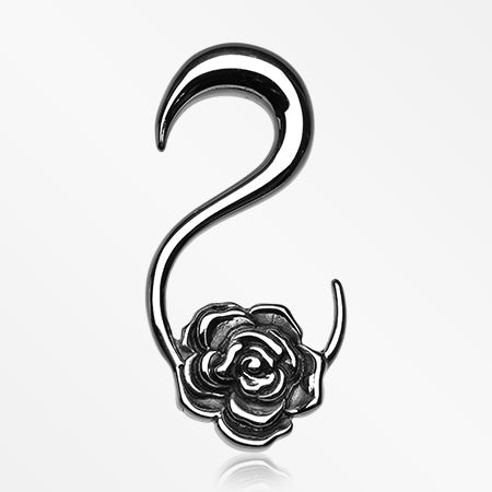 A Pair of Rose Blossom Steel Hanging Taper Expander-Steel