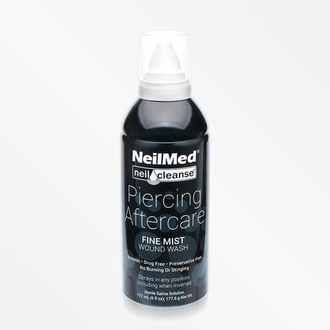 NeilMed Fine Mist Piercing Aftercare Spray (6 Fl. Oz)
