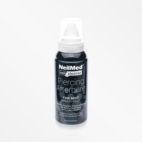 NeilMed Fine Mist Piercing Aftercare Spray (2.53 Fl. Oz)
