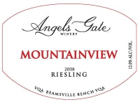 2008 Mountainview Riesling VQA