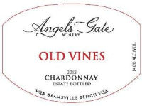 2012 Old Vines Chardonnay VQA