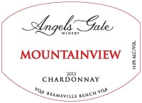 2013 Mountainview Chardonnay VQA