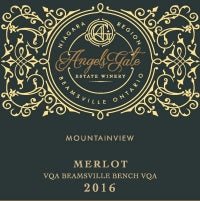 2016 Mountainview Merlot VQA