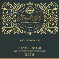 2016 Mountainview Pinot Noir VQA