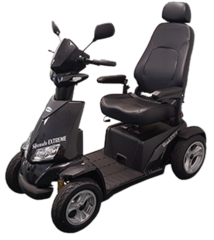 Merits S941L Silverado Extreme 4-Wheel Full Suspension Electric Scooter