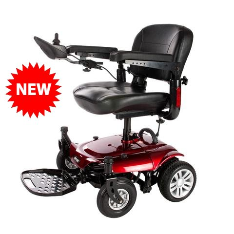 Drive Medical Cobalt X16 Standard Power Wheelchair Rear-Wheel Drive