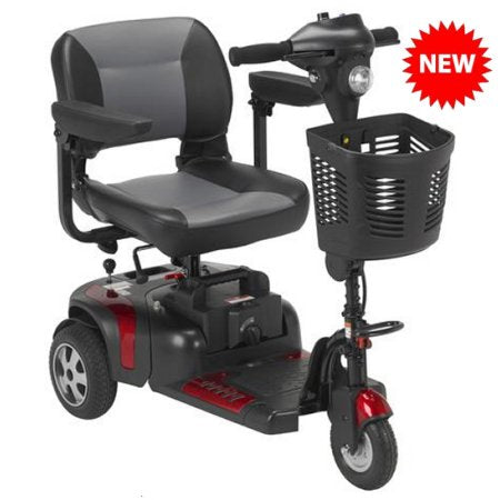 Drive Medical Phoenix HD 3 Heavy-Duty Travel Mobility Scooter