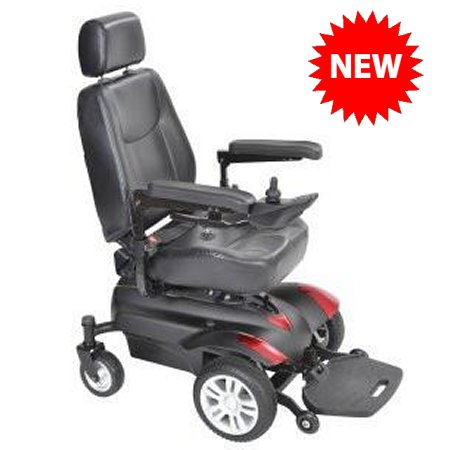 Drive Medical Titan X23 Standard Power Wheelchair