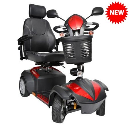 Drive Medical Ventura 4 DLX Midsize Mobility Scooter