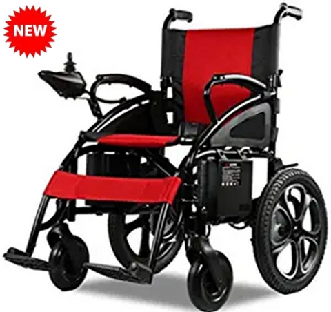 Ultra Compact Electric Wheelchair