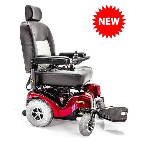 Merits P710 Atlantis Power Wheelchair