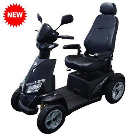 Merits S941L 4-Wheel Full Suspension Mobility Scooter