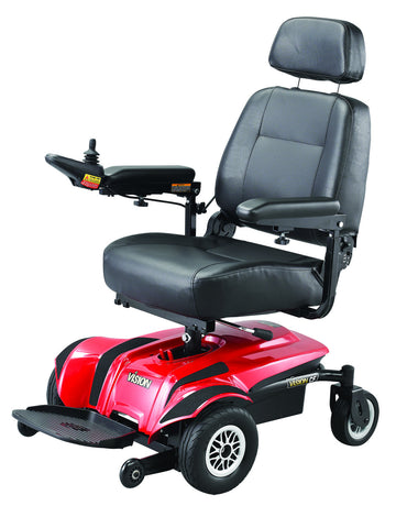 Merits P318 Vision CF Power Wheelchair