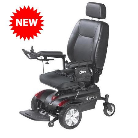 Drive Medical Titan P22 Power Wheelchair