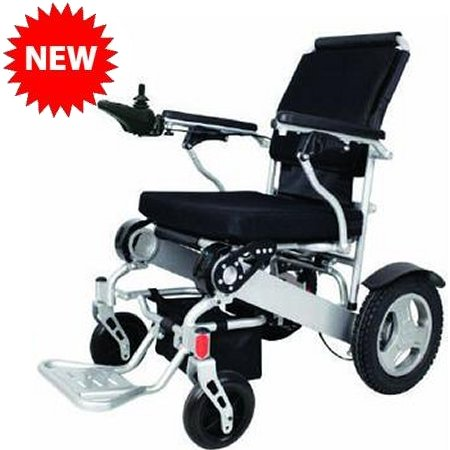 Folding Electric Power Wheelchair Heavy Duty