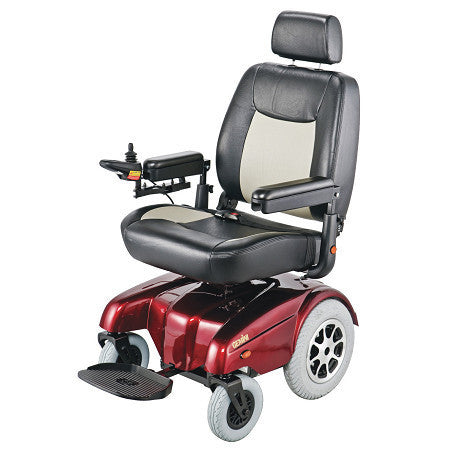 Merits P301 Gemini Heavy Duty RWD Power Wheelchair