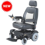 Merits P310 Compact RWD Power Wheelchair