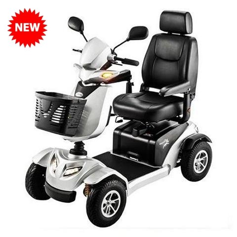 Merits S941A Silverado 4-Wheel Full Suspension Mobility Scooter