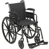 Cruiser III Wheelchair Lightweight, Dual-Axle Wheelchair - medicalsupplydepotandrepairs