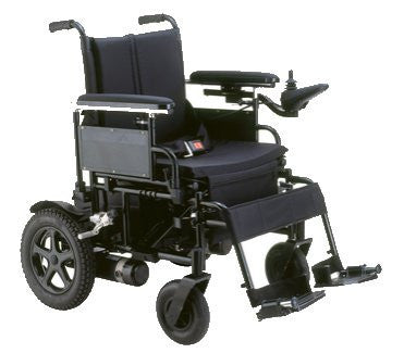 Drive Medical Cirrus Plus EC Folding Power Wheelchair - medicalsupplydepotandrepairs