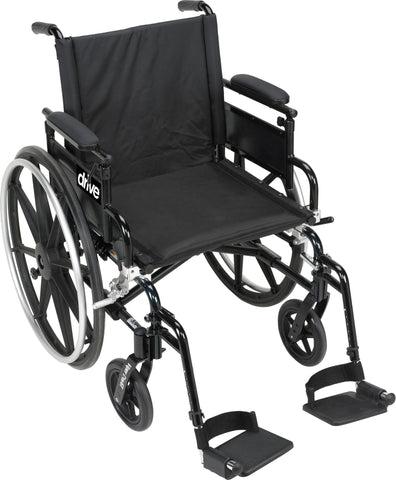 Drive Medical Viper GT wheelchair - medicalsupplydepotandrepairs