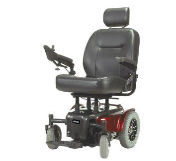 Drive Medical Medalist 450 Heavy-Duty Power Wheelchair Rear-Wheel Drive