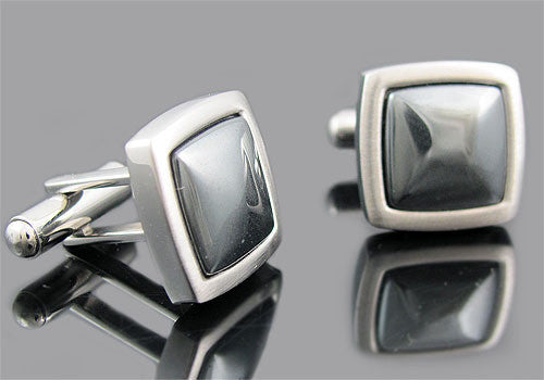 Black Onyx Cuff Links