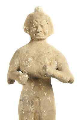 Ancient Chinese Terracotta Drummer
