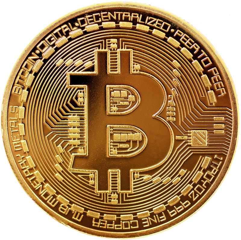 Copper Bitcoin - David's Antiques & Jewelry