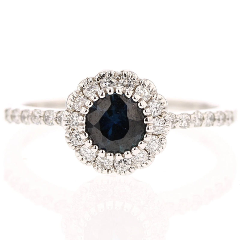 Antique-Style Sapphire Ring - David's Antiques & Jewelry
