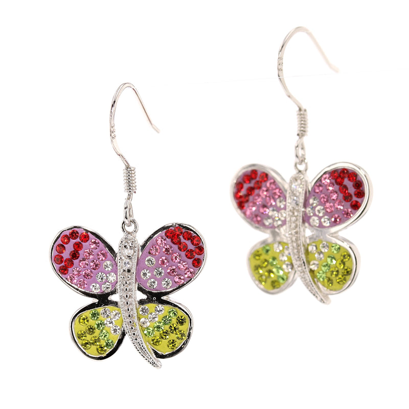 Spring Butterfly Earrings