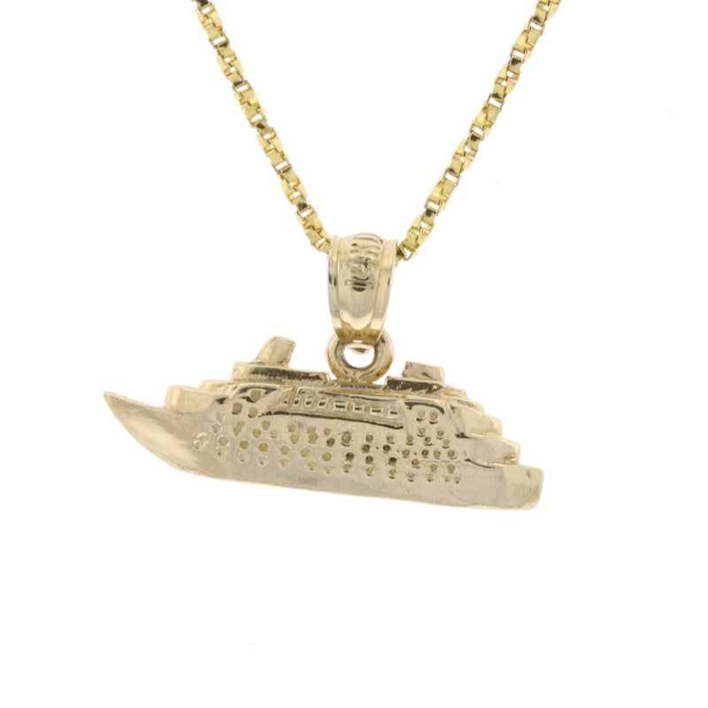 3D Cruise Boat - David's Antiques & Jewelry