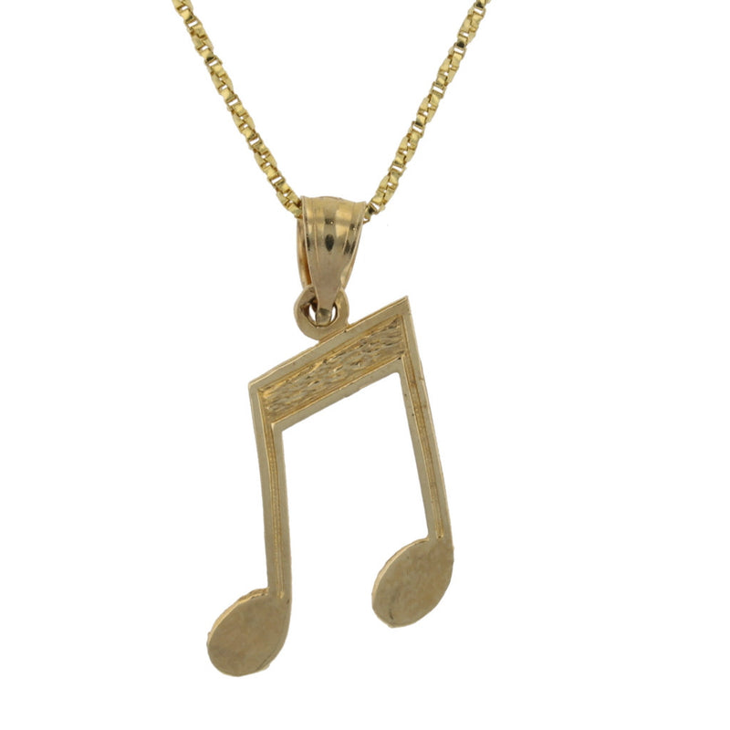 2D Music Note - David's Antiques & Jewelry