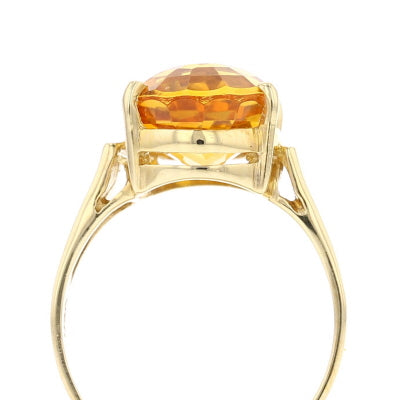 Citrine Ring - David's Antiques & Jewelry