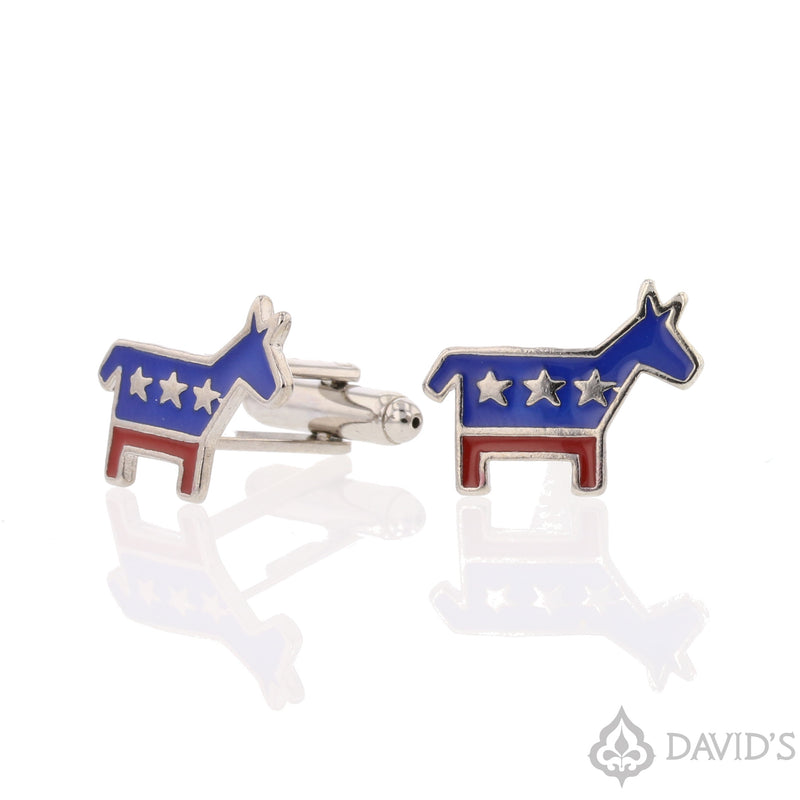Democratic Party Cufflinks