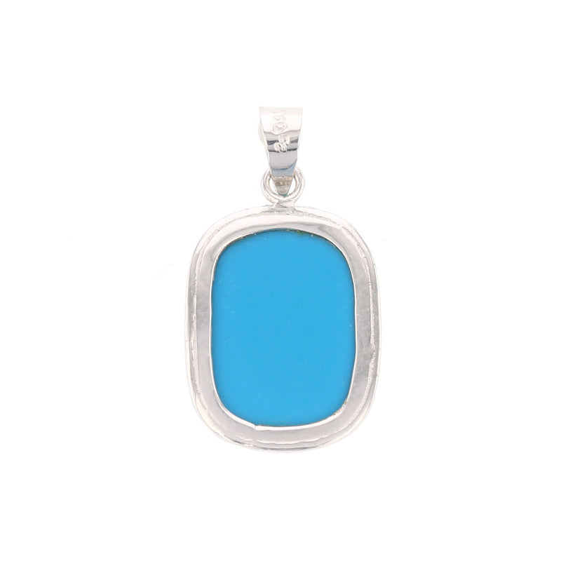 Persian Turquoise Pendant