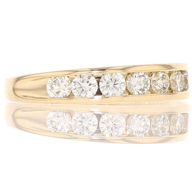 1 Carat Channel Band - David's Antiques & Jewelry