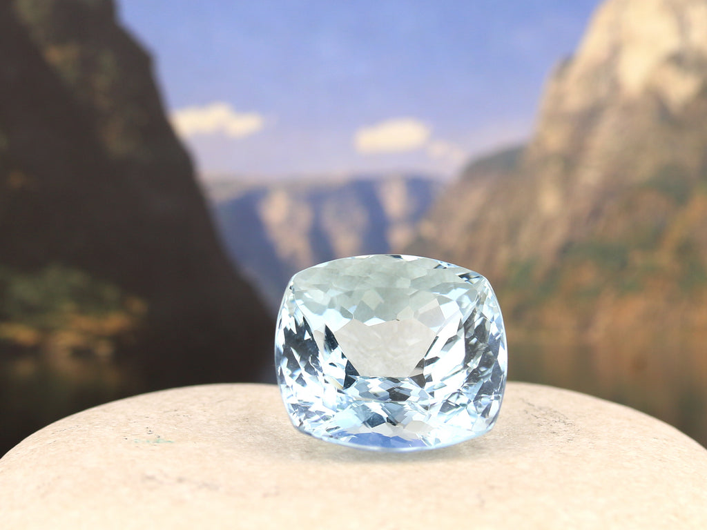 47 Carat Natural Aquamarine