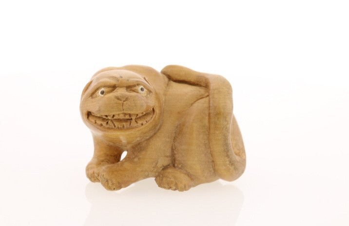 Canine Monkey - David's Antiques & Jewelry